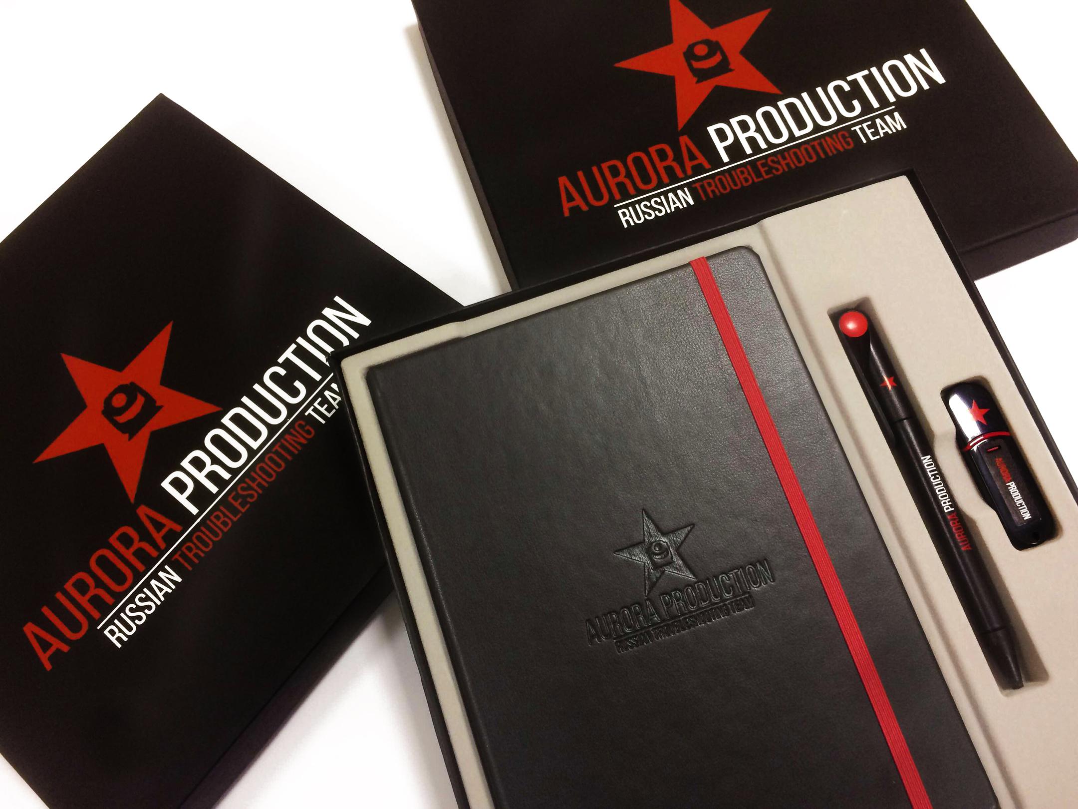 Подарочные наборы Avrora Production